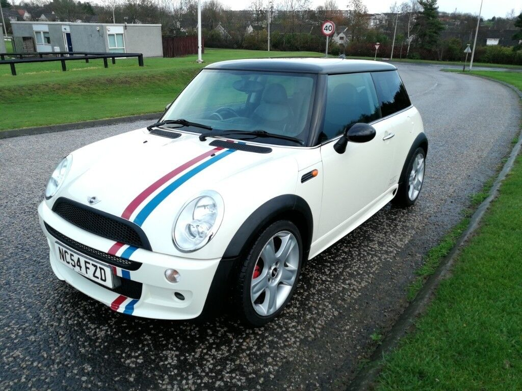 Mini Cooper 16 John Cooper Works Factory Fitted Body Kit In Excellent