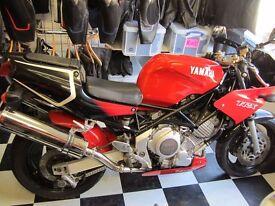 Yamaha TRX850 1997