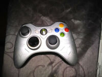 Xbox 360 wireless controller fully working halo ltd edition