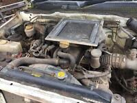 Nissan Terrano 2.7TD Engine. 96-06