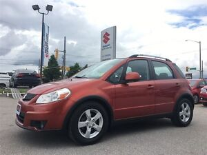 2010 Suzuki SX4 JLX AWD ~Heated Seats ~Refined Ride Quality