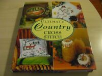 Ultimate Country Cross Stitch book