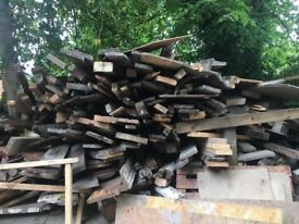 Good Quality Fire Wood For Free
