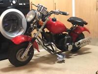 50cc 2 stroke mini monkey bike / Harley Davidson / midi moto / mini moto / off road