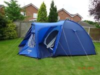 Vango Venture 500 family 4/5 berth tent in excellent condition