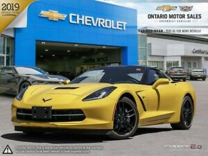 2019 Chevrolet Corvette Stingray Stingray / 2LT Coupe / Vente...