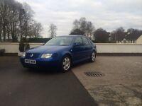 VW BORA SPORT 150 TDI PD FINISHED IN RAVEN BLUE(GTTDI,GT TDI,JETTA,TYPE R,M3,EVO,GOLF,LEON,CUPRA)