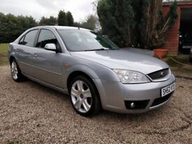 Ford Mondeo 2.0 TDCi Zetec S.ONE OF THE LAST ZETEC S MODELS AROUND! Drives superb.2 former keepers