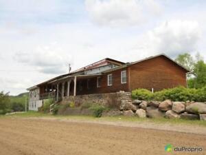 340 000$ - Maison de campagne à vendre à St-Remi-D'Amherst