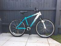 Ladies Twilight Bike Hardly Used