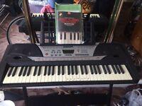 Maxim 61 keys digital electronic keyboard