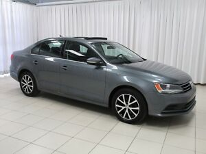 2015 Volkswagen Jetta AT LAST, THE PERFECT CAR FOR YOU!! SEDAN w