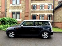 Mini Clubman 1.6 Petrol , With Cream Leather , spacious with Immaculatte Condition