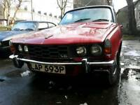 1975 rover p6 3500 v8