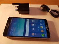 SAMSUNG NOTE 3 SM-N9005 32GB BLACK (VODAFONE / LEBARA)
