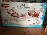 3 in 1 rocker napper