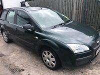 Ford focus lx 1.6 petrol 05 plate mot october! 128,000 miles with history! Runs drives great! £425!!
