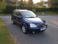 2006 KIA Carens 2.0 CRDi LX ideal family car