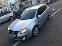 Vw golf gt tdi 140 bargain