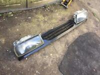 Vw golf gti mk 3 vento front end headlights and grill,£100