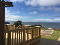 New luxury Pemberton Rivington lodge for sale at St Audries Bay on new lodge development -sea views