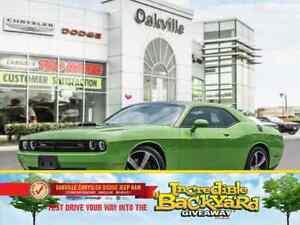 2017 Dodge Challenger R/T | SHAKER PKG | BLIND SPOT PKG | NAVI |