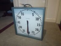 Cantabrian sports clock