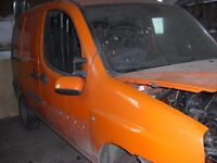 Fiat Doblo breaking for spares