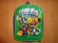 Childrens Skylander racksack/bag
