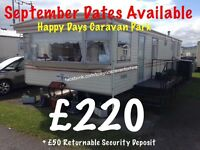 CARAVAN HIRE TOWYN NORTH WALES