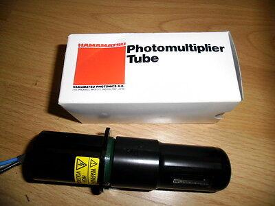 Hamamatsu Photomultiplier Tube Röhre Photovervielfacher PMT4220 mit Sockel C6270
