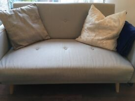 Modern Stylish Sofas x 2 (perfect condition)