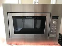 Electrolux integrated microwave oven and grill Ono