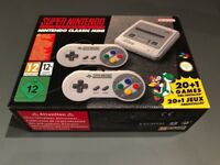 Super Nintendo Classic Mini - call 07715 493718