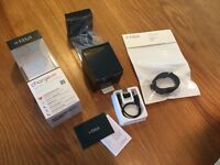 Fitbit Charge HR - Brand New. Black Size L