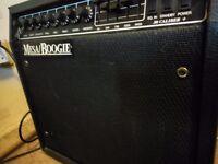 Mesa Boogie .50+ caliber lead guitar amp