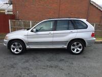 2002 BMW X5 3.0D Sport Auto (E53)