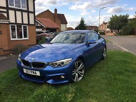 BMW 4 series 420d, M Sport