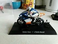 Scalextric motorcycle