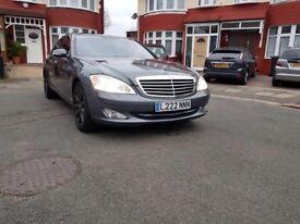 Mercedes benz S500 Long wheel base !