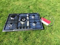 Belling stainless steel 70cm gas hob for sale in Woking