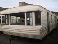 Willerby Granada 35x12 FREE DELIVERY 2 bedrooms 2 bathrooms 1 owner choice of over 50 statics