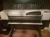 hp designjet 500 42inch large format printer