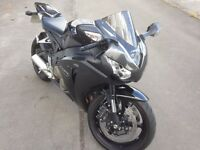 Mint Condition ultra low mileage, cherisehed 2008 Fireblade