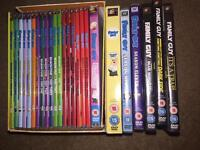 Family guy collection.