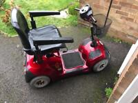 Mercury Neo 6 Mobility Scooter