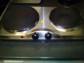Goodmans portable electric hob
