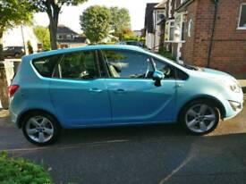 2010 Vauxhall Meriva Exclusive 1.4T (138bhp)