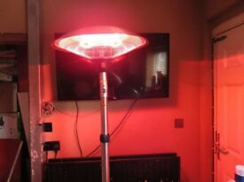 firefly electric patio heater.