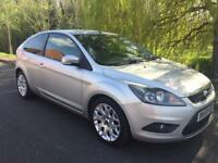 FORD FOCUS ZETEC 136 6 SPEED TURBO DIESEL FULL MOT SERVICE HISTORY IMMACULATE FIRST TO SEE WILL BUY